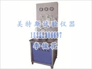 TSY-24型钠基膨润土防水毯渗透系数测定仪