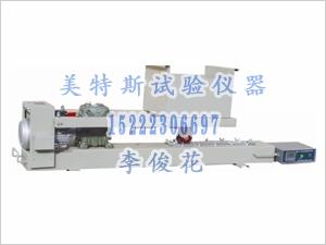 MTSHR-4乳化沥青稀浆封层负荷轮碾压试验仪